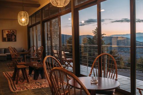 Domotel Anemolia Mountain Resort - Delfon national rd Greece