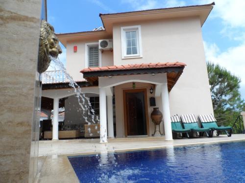 Villa in Hisaronu