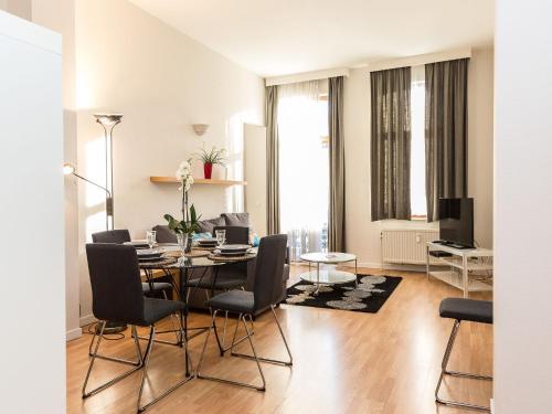 Patriotes Halldis Apartments