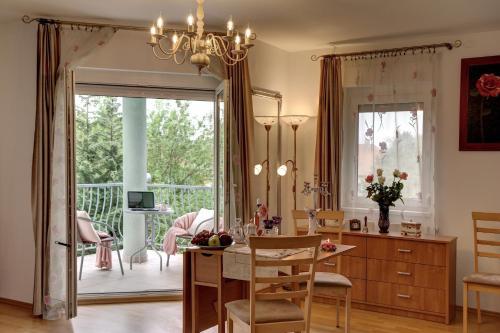 Apartament Roza v tsentre Heviza