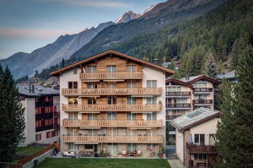 Apartment Matterhorngruss