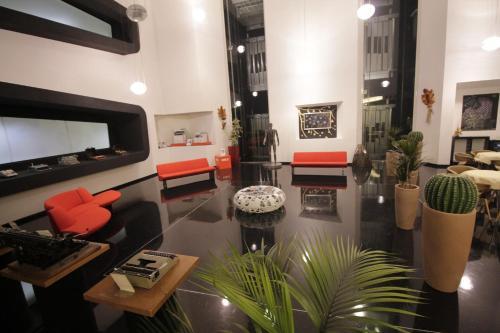 Гостиная зона в Residence Sol Levante