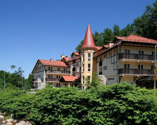 Nowa - Ski SPA Hotel