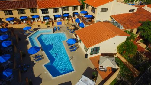 A view of the pool at Park Royal Club Cala or nearby