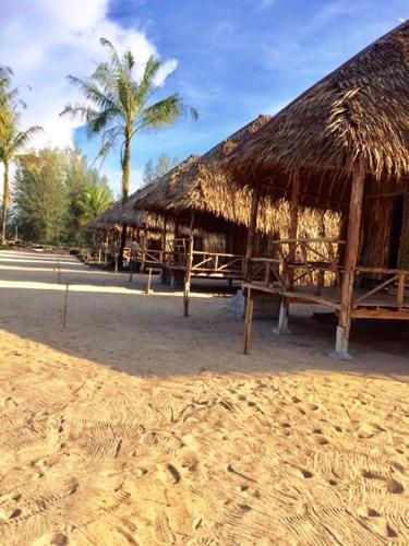 Kho Khao River Sand