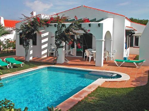 Holiday Home Villas Cala'n Bosch V3D ST 02