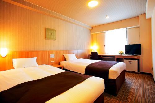 photo of 札幌站前巢酒店(Nest Hotel Sapporo Ekimae) | 日本北海道(Hokkaido, Japan)
