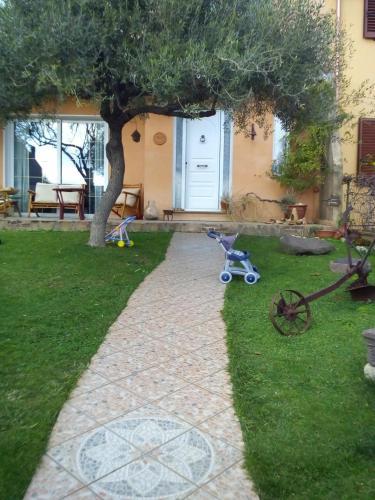 Il Tarlo室外花園