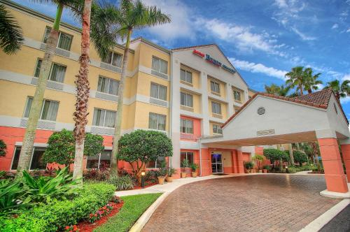 Fairfield Inn & Suites By Marriott Jupiter