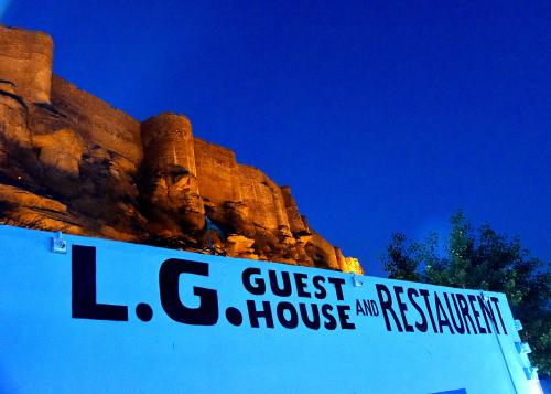 L.G. Paying Guest House