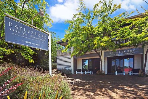 Daylesford Spa Accommodation