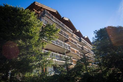 Apartment Les Mélèzes 424