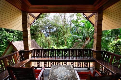 Khaosok Las Orquideas Resort