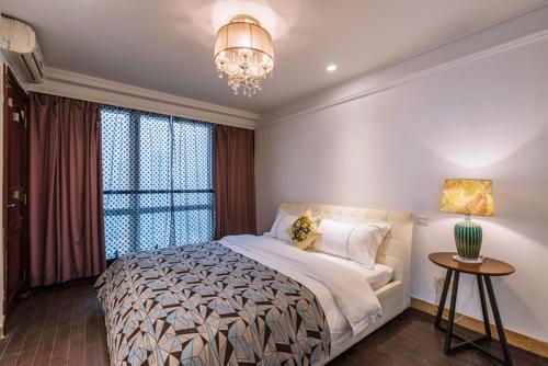 Private Enjoy Home Apartment - Jinyuan Branch