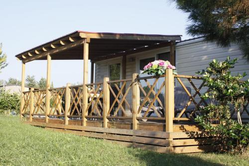 Mobile Homes Relax Park Umag
