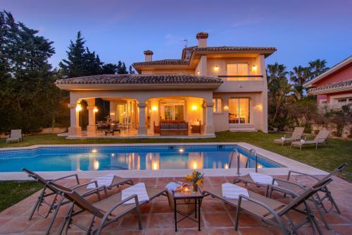 Villa Las Chapas Playa