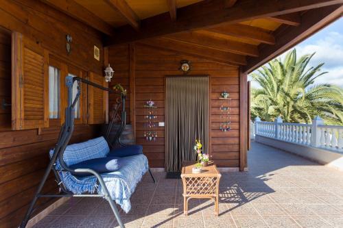 Vacation Home Casa Madera Vistas Mar Y Montana Arafo Spain