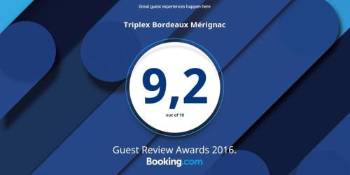 Triplex Bordeaux Mérignac