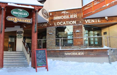 Val Thorens Immobilier Appartement Les Balcons Val Thorens