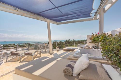 South Beach Luxury Ocean Hotel Suites