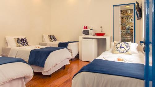 Pousada e Hostel São Paulo Comfort