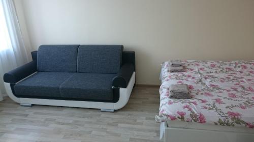 Istumisnurk majutusasutuses Mai Apartment
