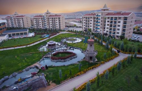 Grand Ozgul Thermal Holiday Village