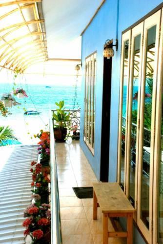 Balcony & Bedroom