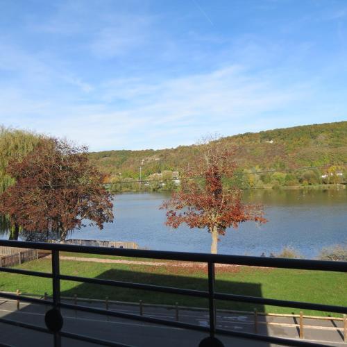Vue sur la rivière ou le fleuve situé(e) à proximité de l'appartement