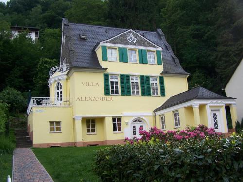 Pension Garni Villa Alexander