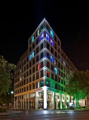 COSMO Hotel Berlin Mitte, Germany - Booking.com