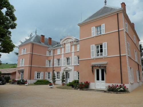Chateau de la Chapelle des Bois