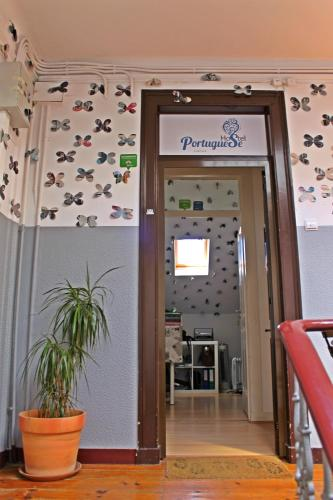 Portuguese Hostel Sintra Portugal Bookingcom - Portugal hostel map