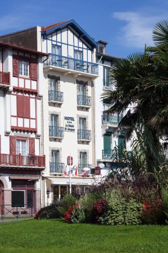 Hotel Le Relais Saint-Jacques