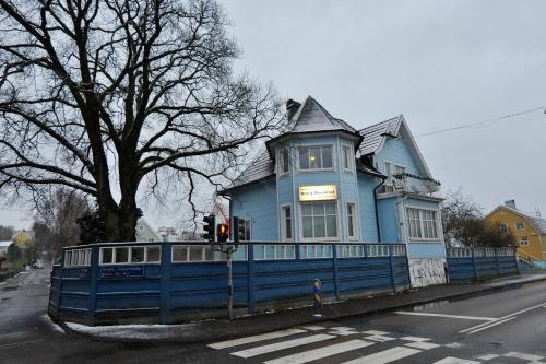 Blå Huset B&B i Göteborg