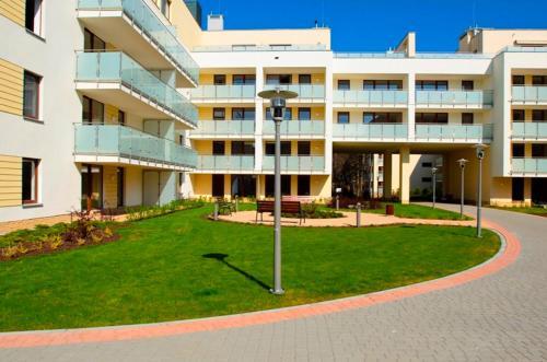 Apartamenty Sun&Snow Międzyzdroje Aquamarina