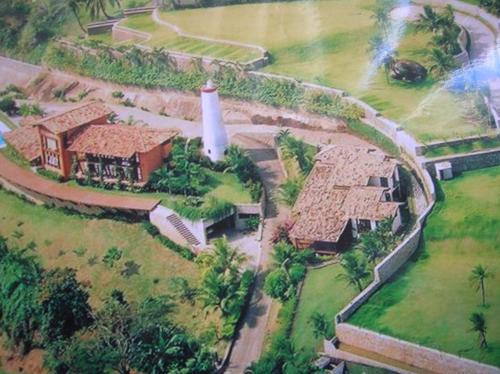 A bird's-eye view of Casa Yacht Club