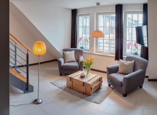 Stadtbleibe Apartments