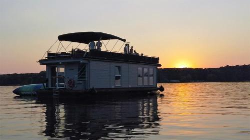 Hausboot DeLuxe