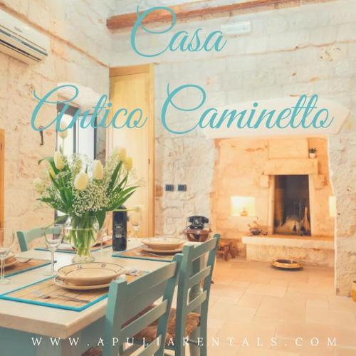 Casa Antico Caminetto