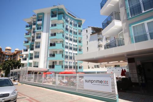 Sunprime Alanya Beach Hotel - Adult Only + 16