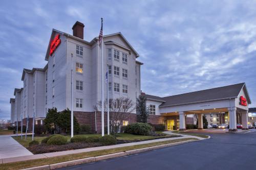 Hampton Inn & Suites Providence-Warwick Airport