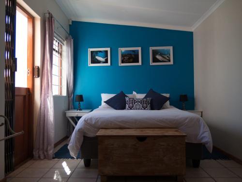 Little Blue Apartment