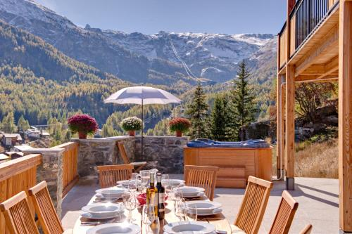 Mountain Exposure Luxury Chalets&Penthouses&Apartments