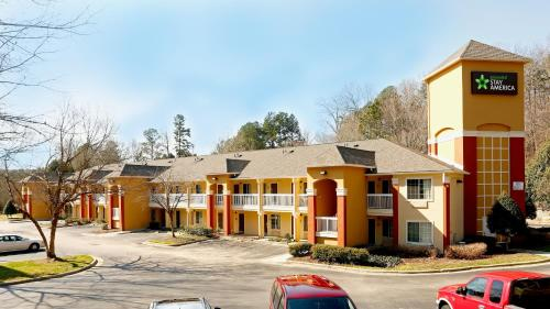 Extended Stay America - Raleigh - Crabtree Valley