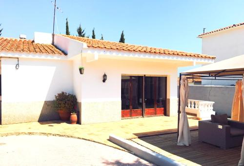Quite and Cozy House in Tarragona's Beach (Creixell)
