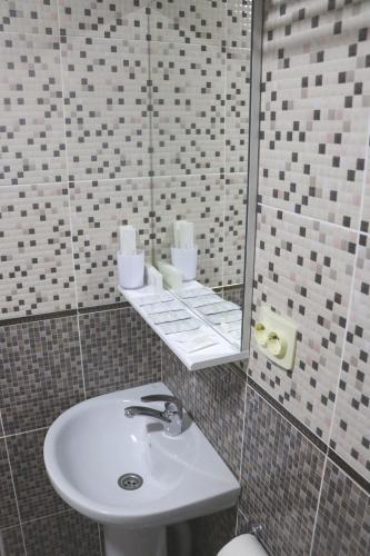 Ванная комната в Гостиный Двор №1