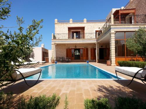 Magnifique villa dans le calme absolu