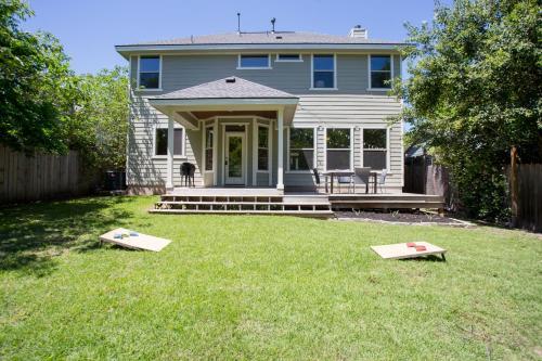 Modern Creekside Home