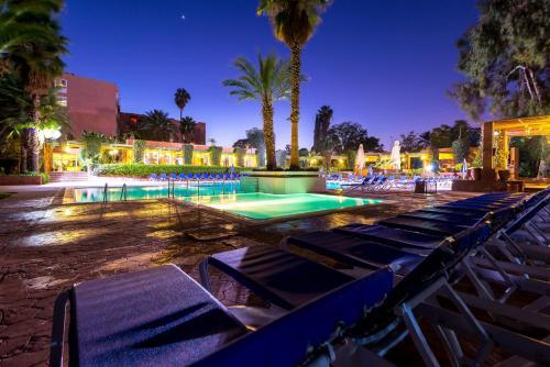 Hôtel Farah Marrakech
